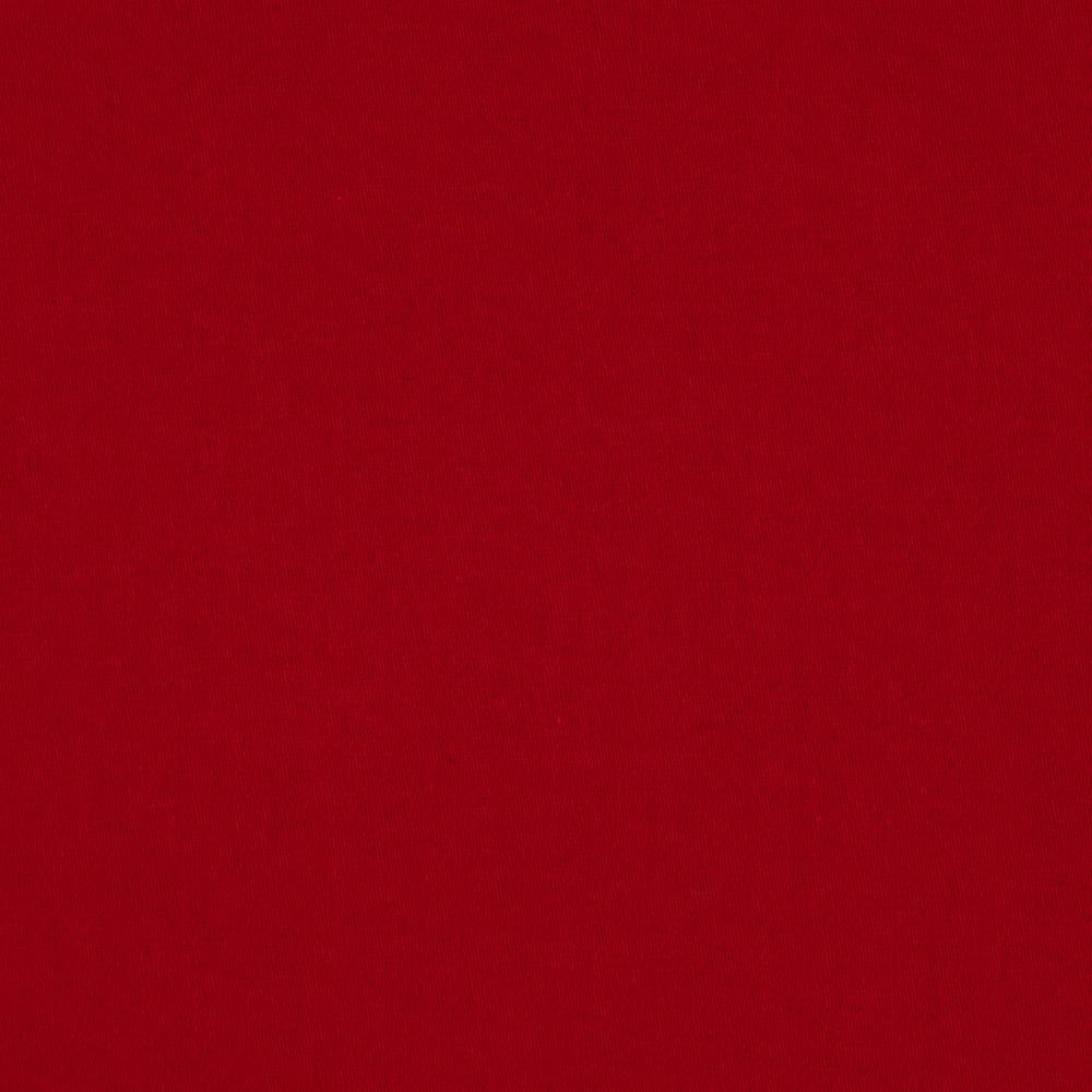Stretch Sheen Sateen Red
