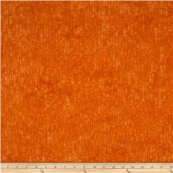 Bali Batiks Handpaints Cork Texture Orange