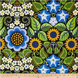 Wild Child Flower Fiesta Blue