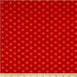 Heritage Small Stars Red