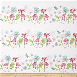Pretty Little Things Wildflower Stripe Multi