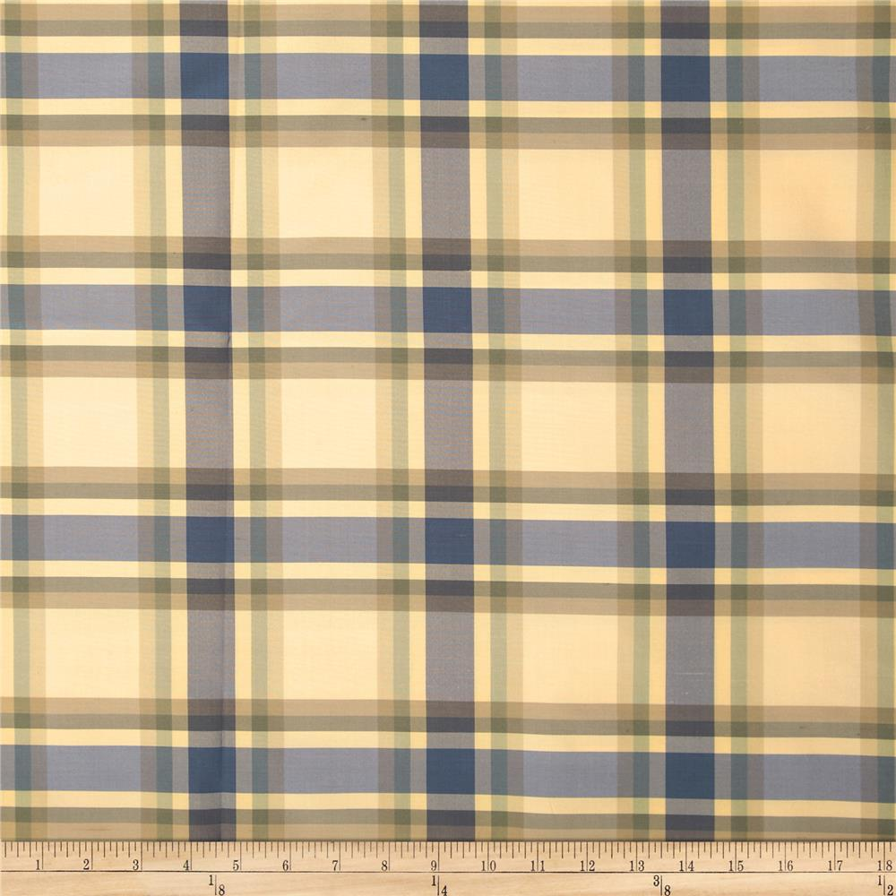 Robert Allen Promo Andrian Plaid Silk Windsor