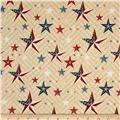Heritage Large Stars Cream
