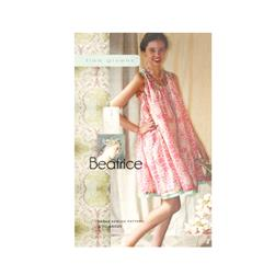 Tina Givens Beatrice Dress Pattern
