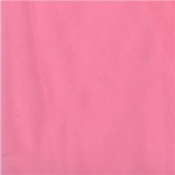 108'' Wide  Nylon Tulle Paris Pink