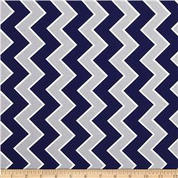Riley Blake Medium Shaded Chevron League