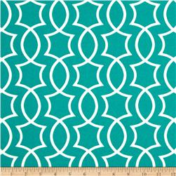 Richloom Solarium Outdoor Titan Peacock Home Decor Fabric