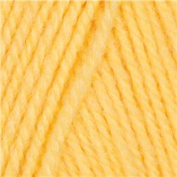 Lion Brand Babysoft Yarn (159) Lemon Drop