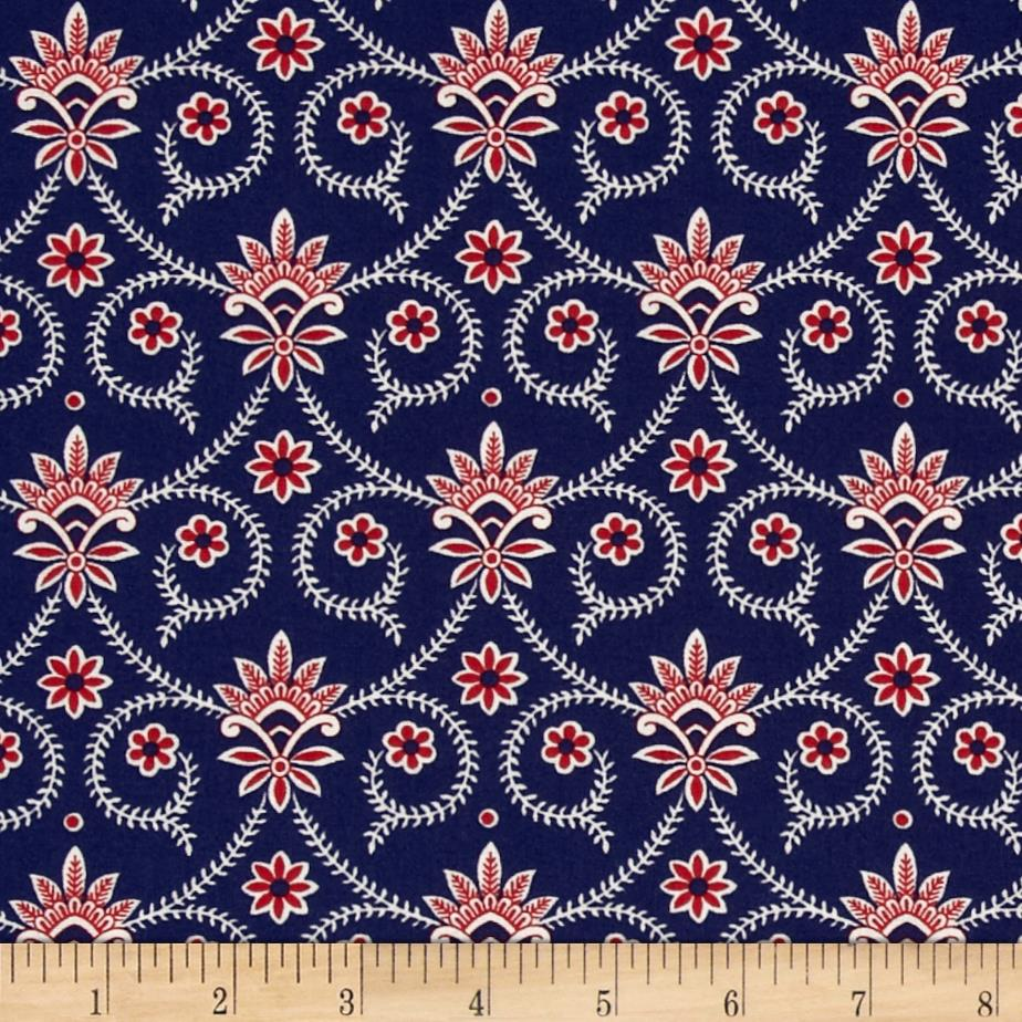 Anna Griffin The Madison Collection Bombette Navy