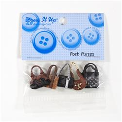 Dress It Up Embellishment Buttons Posh Purses