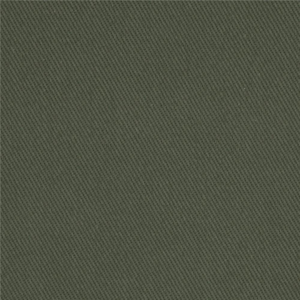 Ranger Cotton Twill Smoke