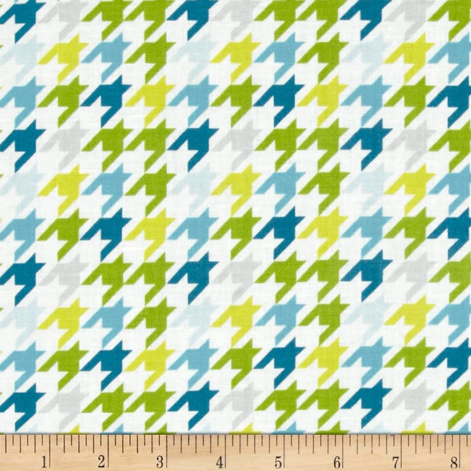 Moda Mixed Bag Houndstooth Sweet Pea