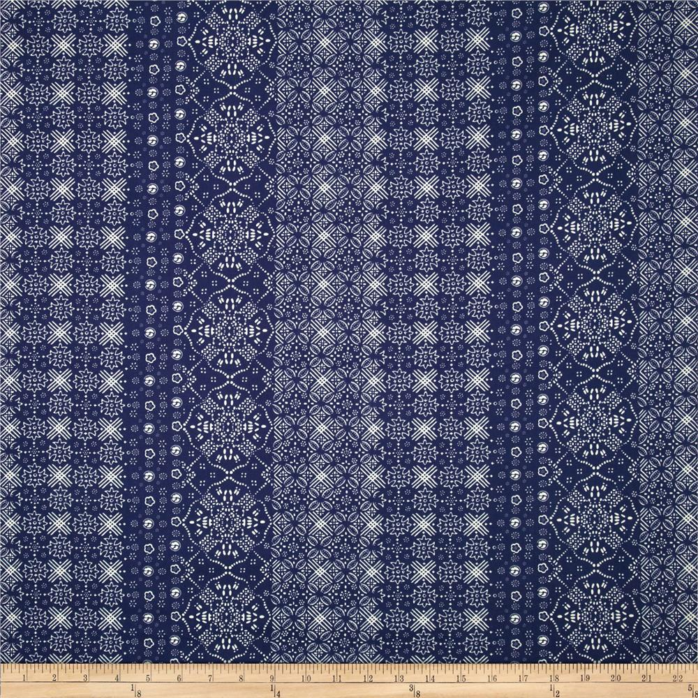 Liberty Of London Rossmore Cord Agandca Navy Discount