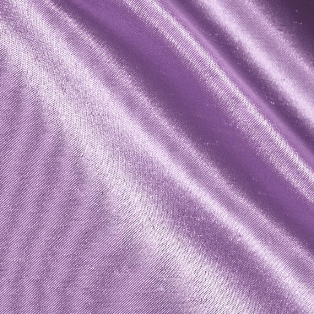 Shantung Sateen Lavender Fabric By The Yard