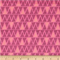 Walkabout Zig Zag Pink