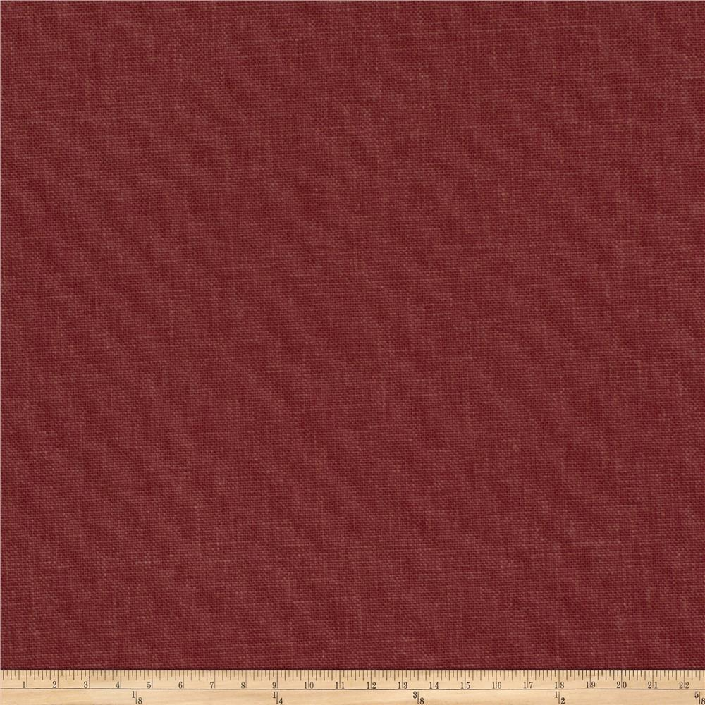 Fabricut principal brushed cotton canvas begonia for Canvas fabric