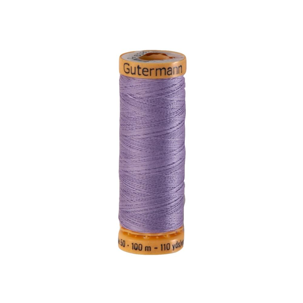 Gutermann Natural Cotton Thread 100m/109yds Lavender
