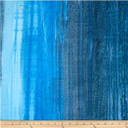 Robert Kaufman Artisan Handpaints Ombre Stripe Nightfall