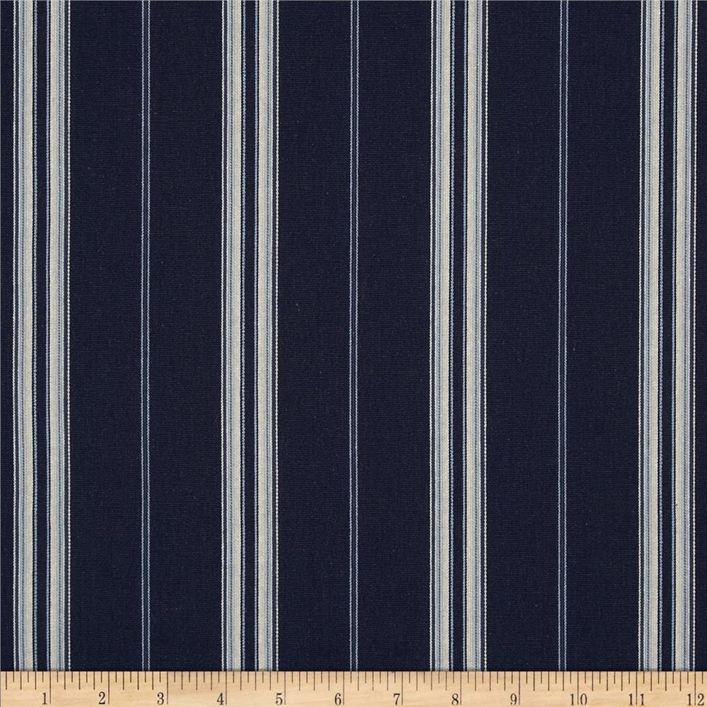 Nautica Baddek Stripe Jacquard China Blue