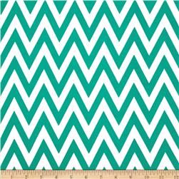 Ponte de Roma Chevron Green/White