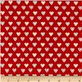 Penny Rose Hope Chest 2 Hearts Red