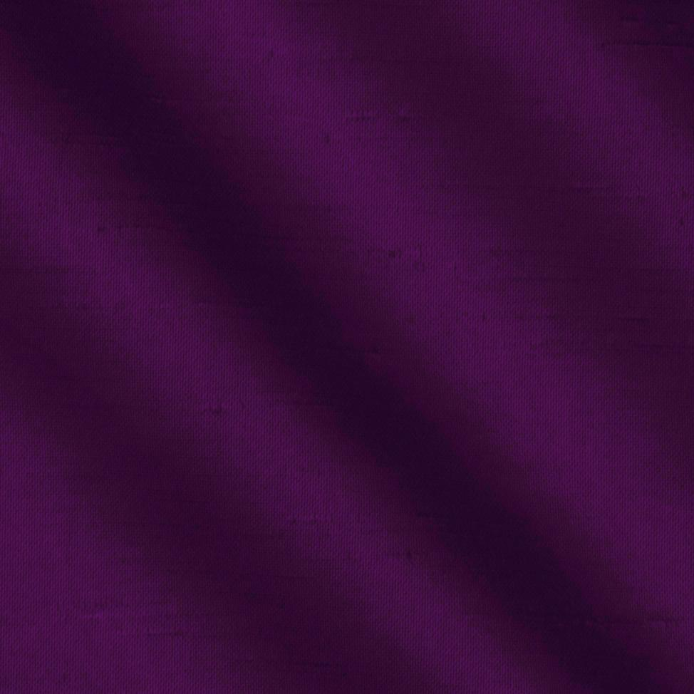 Shantung Sateen Jewel Purple