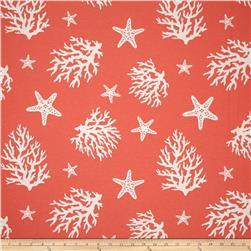 Waverly Coral Cove Jacquard Coral