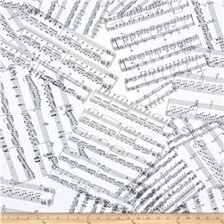 Play Your Song Sheet Music White