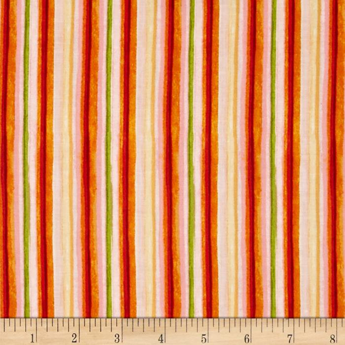 Catalina Stripe Orange
