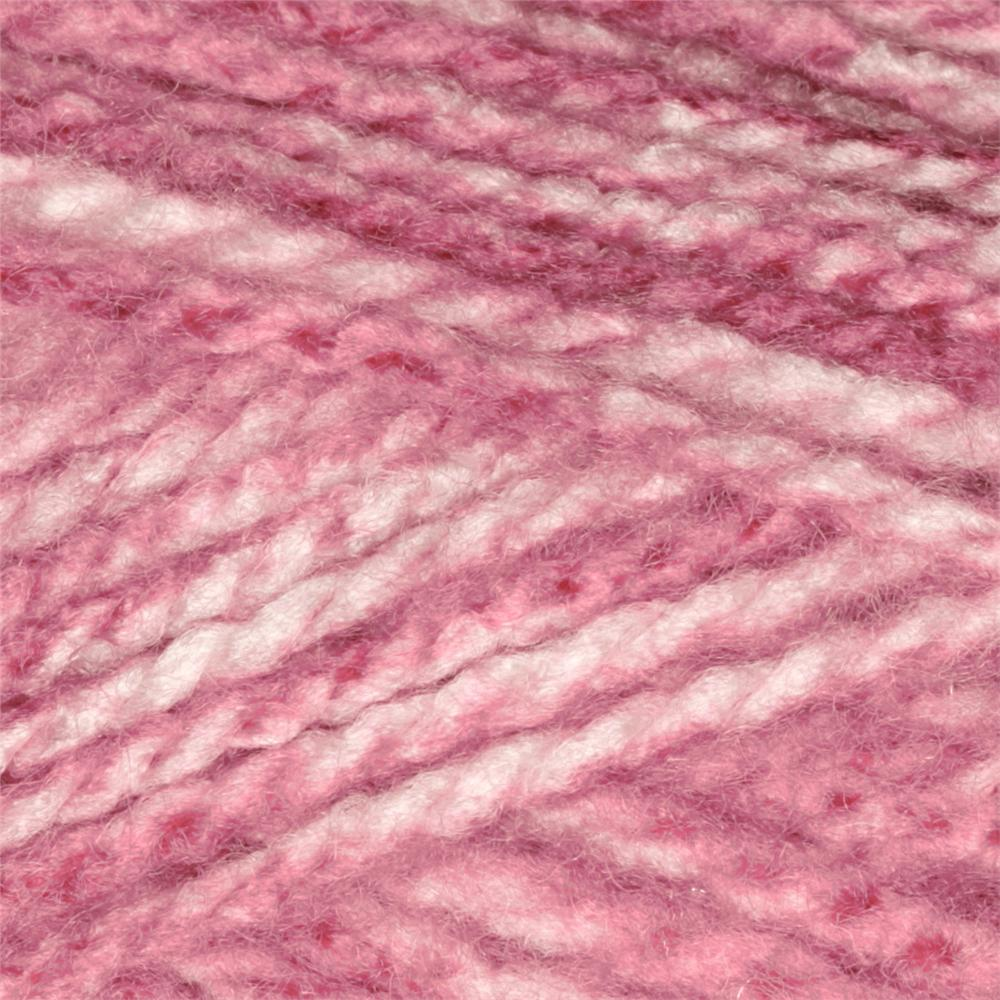 Lion Brand Jiffy Yarn (401) Rose Spray
