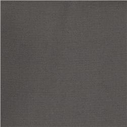Permanent Press Twill Grey