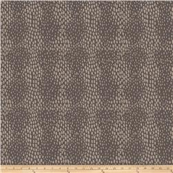 Fabricut Coffee Bean Jacquard Charcoal
