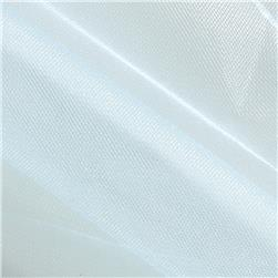 Shiny Tulle Baby Blue Fabric