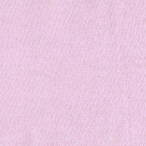 Lightweight Flannel Solid Lilac