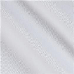 Kaufman Montauk Twill White Fabric