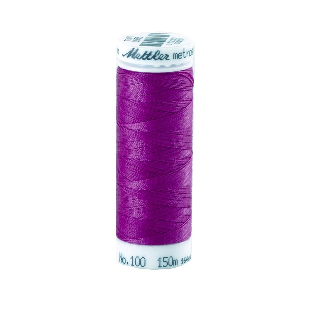 Mettler Metrosene Polyester All Purpose Thread Plum