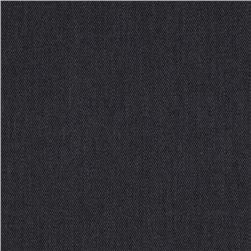 Eco Twill Charcoal Fabric