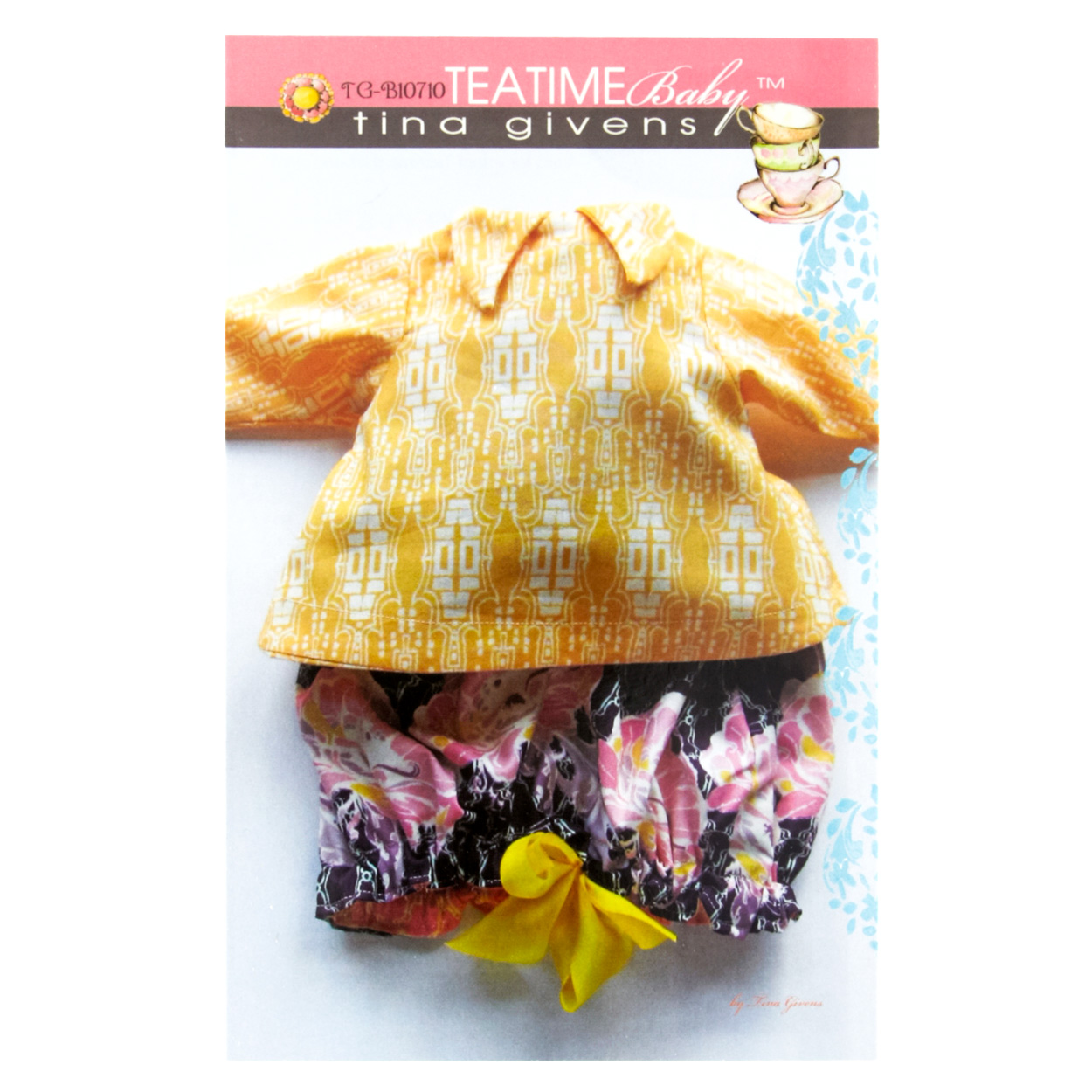 Tina Givens Tea Time Baby Pattern
