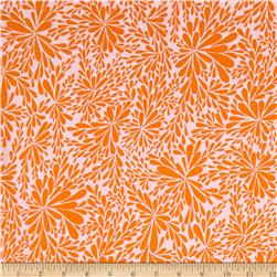 Valori Wells Quill Leaf Spray Persimmon