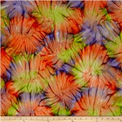 Timeless Treasures Tonga Batik Sunburst Tie-Dye Spell