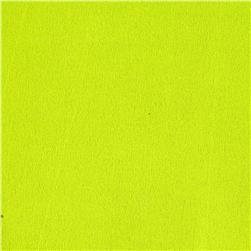 ITY Matte Jersey Knit Solid Electric Lime