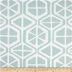 Premier Prints Indoor/Outdoor Aiden Blue Stone