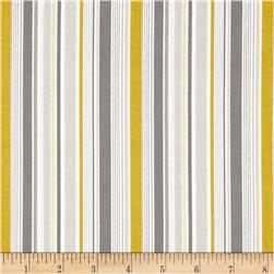 Riley Blake Remember Stripe Yellow
