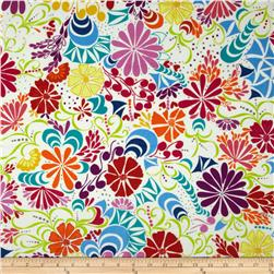 Valori Wells Ashton Road Flannel Floral Multi