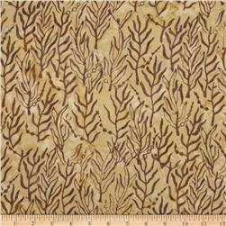 Moda Xanadu Batiks Vines Natural