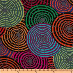 Kaffe Fassett Winter 2011 Collection Parasols Black
