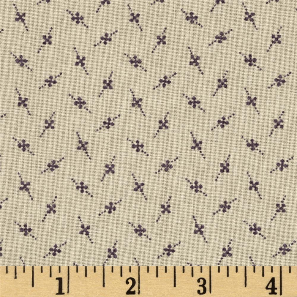 Letters Home Shirting Oyster