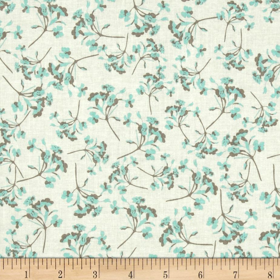 Riley Blake Kensington Floral Cream