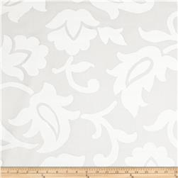 Starlight Floral Lace Sheers Ivory Fabric