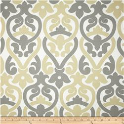 Premier Prints Indoor/Outdoor Alex Sand/Grey